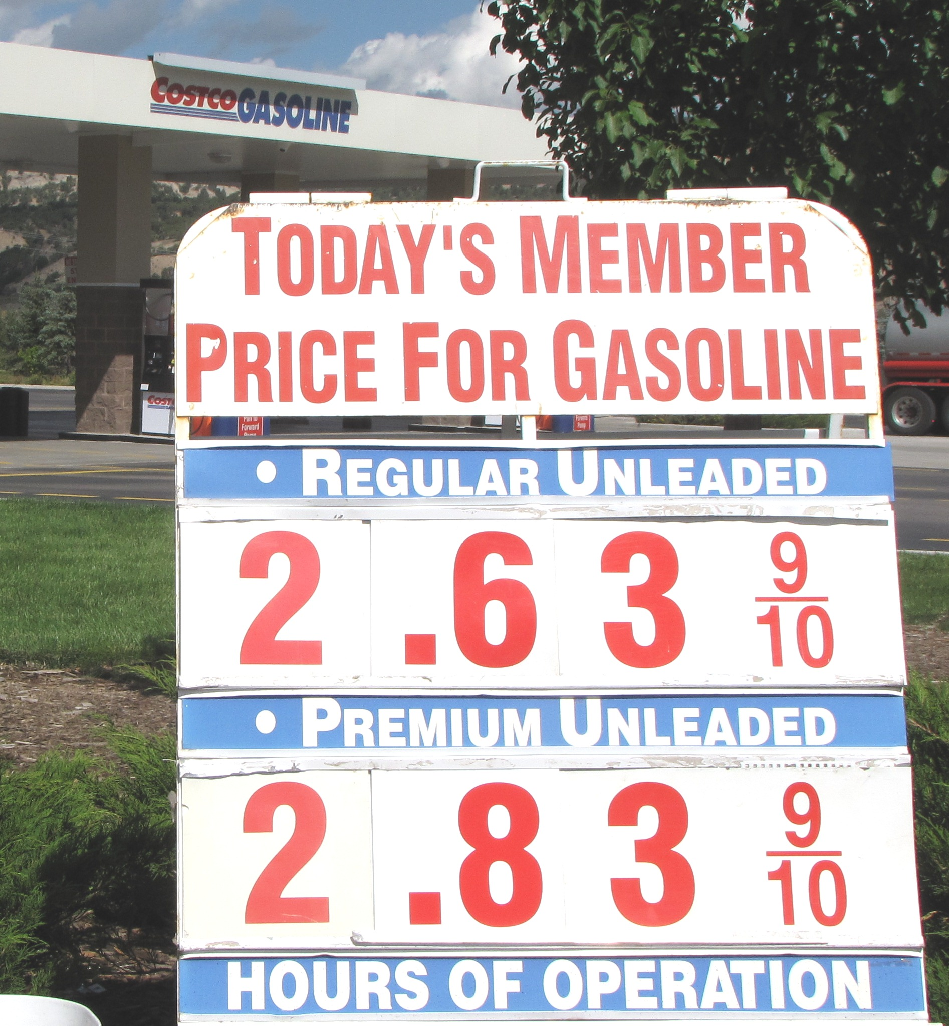 Gas Price Near Me >> Gas Prices Gas Prices At Costco