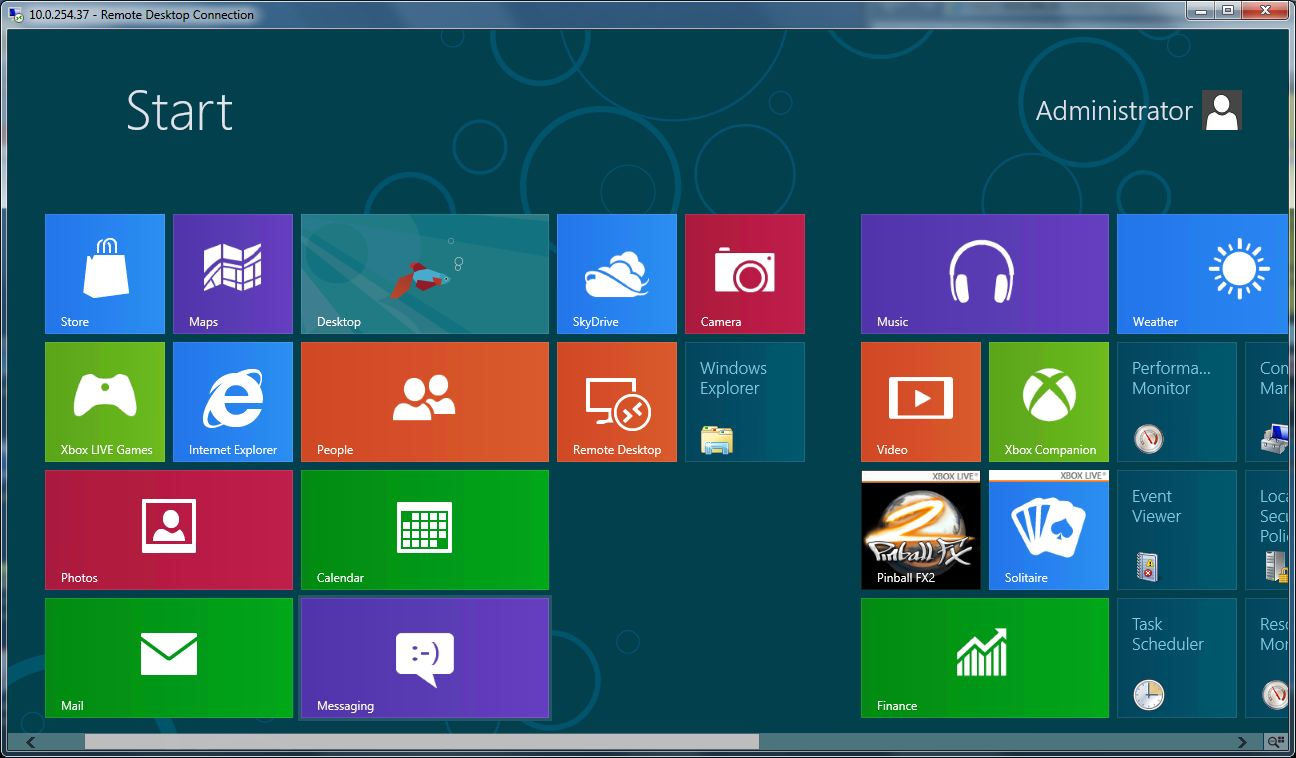 First look microsoft s new windows version 8 news from for Latest windows version