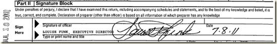 Funk-Signature