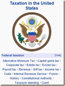Taxes-US