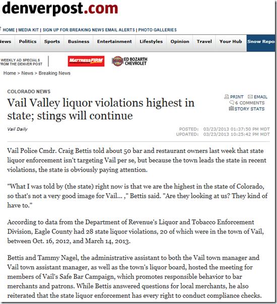 Vail-Liquor-Violations