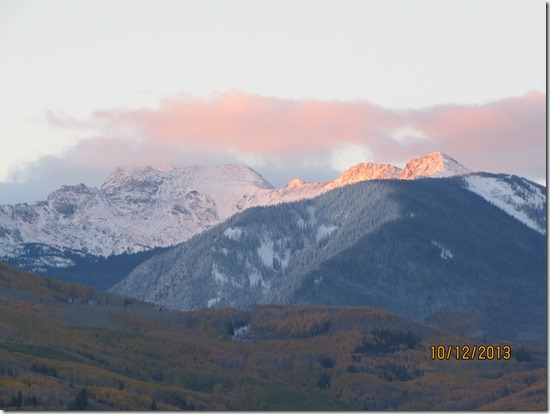 Avon-Colorado-Sunrise-12OCT2013