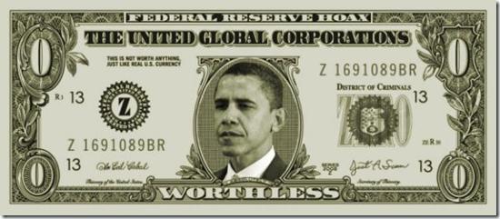 Obama-Dollar