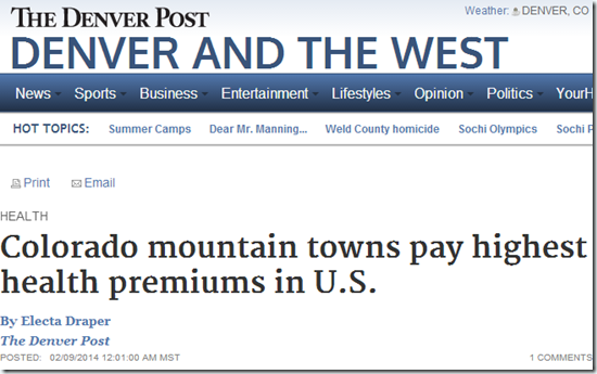 Colorado-Health-Premiums