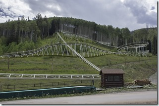 Drink of Water will be retired in April  Next season  Beaver Creek will  only have two fixed grip lifts remaining     Highlands and Elkhorn  Newsday