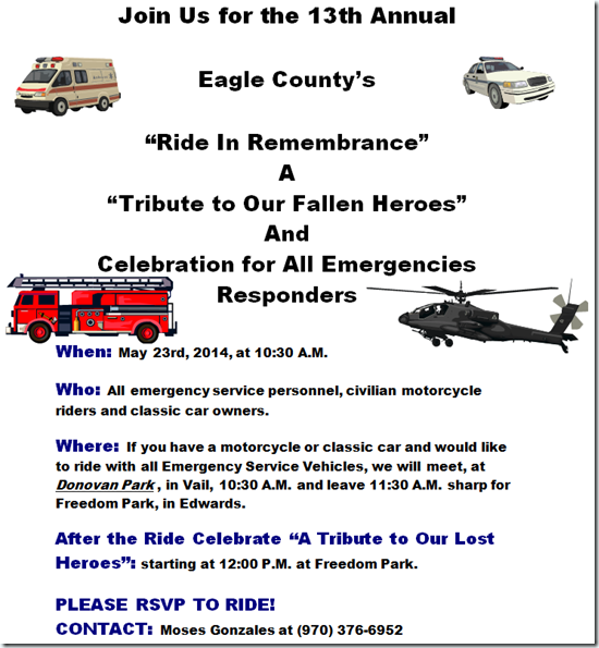 Ride-In-Remembrance