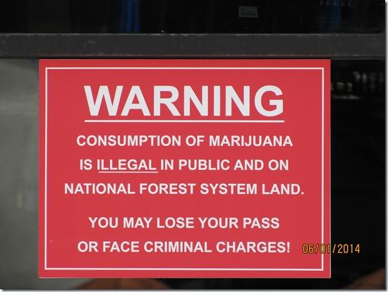Warning-Polis