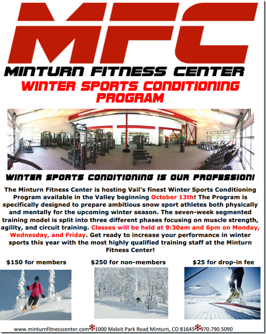 Minturn-Fitness-Center