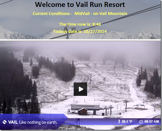 Snow-At-Mid-Vail-27OCT2014