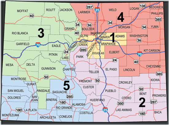 CDOT-Region-3-Map
