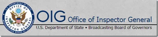 OIG-Logo-State-Department